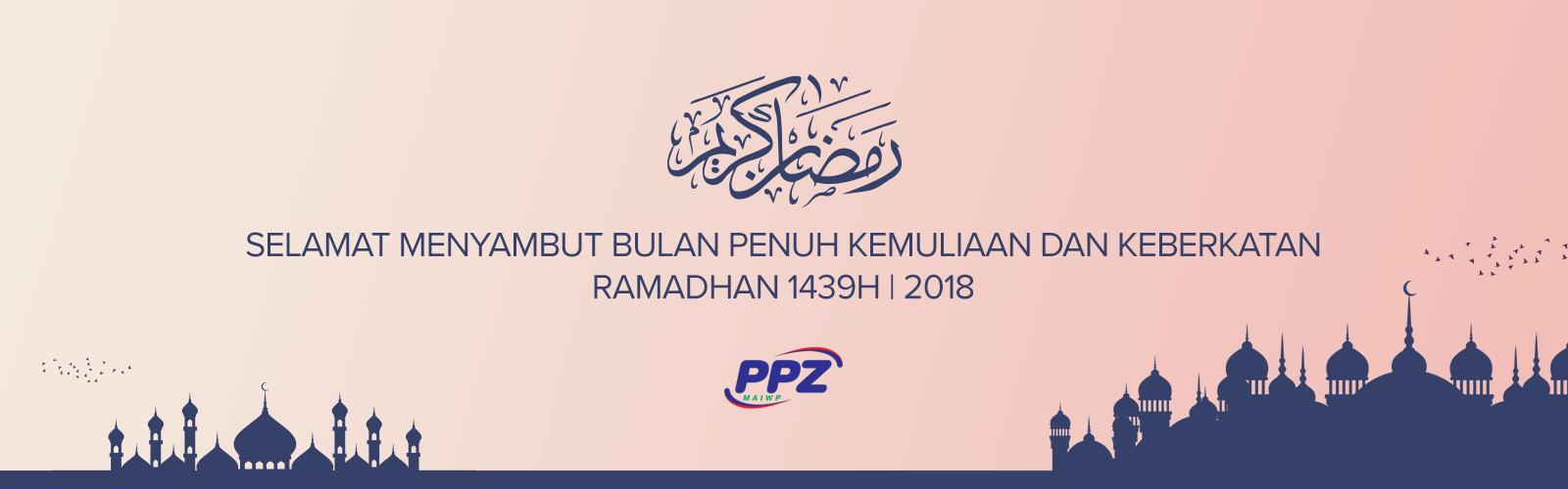 Selamat Menyambut Ramadhan 1439H